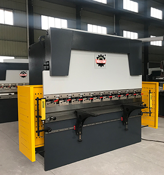 Hydraulic Press Brake HPB-30T/1600 and HPB-40T/1600