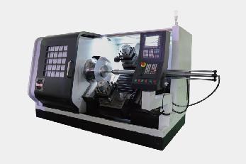 CNC Metal Spinning Machine