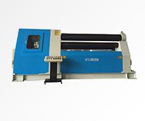 W12 Hydraulic 4-rolling Plate Rolling Machine (CNC Controller)