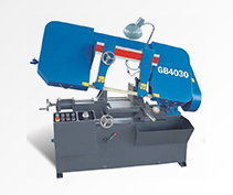 GB4030 Horizontal Band Sawing Machine