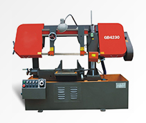 GB4230 Upright Column Horizontal Band Sawing Machine