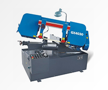 GX4030 Rotary Horizontal Band Sawing Machine