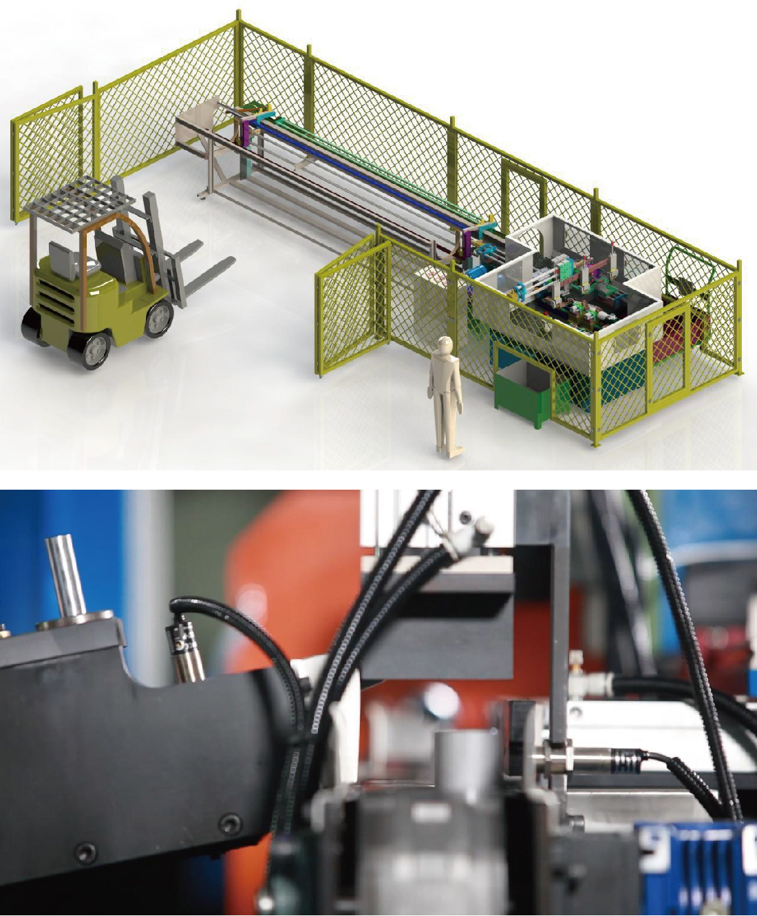 Automotive Thin Wall Pipe Processing Line